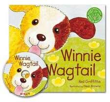Winnie Wagtail:  A Space to Learn. Anne Pratt