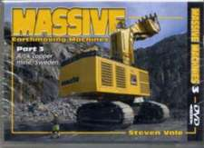 MASSIVE EARTHMOVING MACHINES DVD