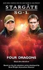 STARGATE SG-1 Four Dragons