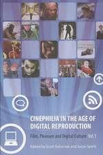 Cinephilia in the Age of Digital Reproduction – Film, Pleasure, and Digital Culture, Volume 1