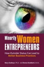 Minority Women Entrepreneurs
