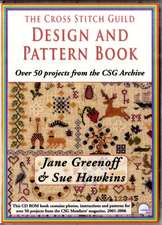 Greenoff, J: The Cross Stitch Guild Design and Pattern Book