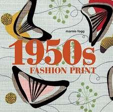 1950s Fashion Print:  A Journey Through Design, Interpretation and Inspiration