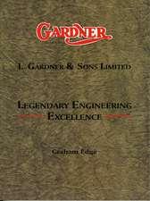 Gardner: L Gardner and Sons Ltd