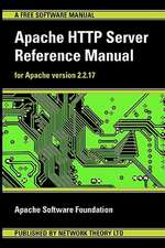 Apache HTTP Server Reference Manual - For Apache Version 2.2.17:  An Astro-Magical Lapidary