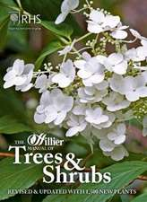 HILLIER MANUAL OF TREES AND SHRUBS - 9TH