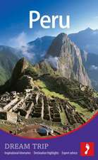 Peru Footprint Dream Trip:  Panama