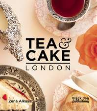Tea & Cake London:  On Conservation and Modernity