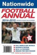 Nationwide Football Annual 2014-2015