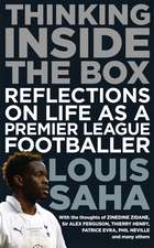 Thinking Inside The Box: Reflections on life as a Premier League Footballer