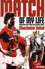 Manchester United Match of My Life Red Devils Relive Their Favourite Games:  Kop Legends Relive Their Favourite Games