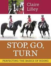 Stop, Go, Turn: Perfecting the Basics of Riding
