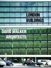 London Buildings:  David Walker Architects