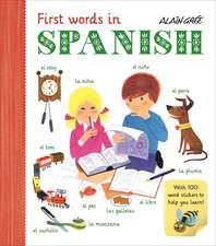 Alain Grée - First Words in Spanish
