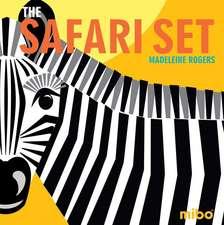 Mibo: The Safari Set (Board Book)