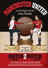 Manchester United Match2Match: 1962/63 Season