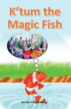 K'Tum the Magic Fish:  An Open Letter to Christian Leaders in Times of Urgency