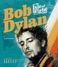 Bob Dylan at the Isle of Wight Festival 1969