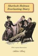 Sherlock Holmes Everlasting Diary