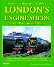London's Engine Sheds Volume 1:  The West & North