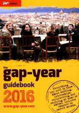 The Gap-Year Guidebook 2016