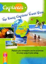 The Young Explorer Travel Book