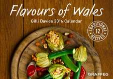 Flavours of Wales:  10 Cards and Envelopes