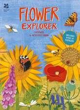 Flower Explorer