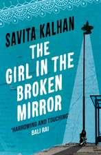 The Girl in the Broken Mirror