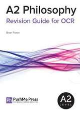 A2 Philosophy Revision Guide for OCR