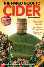 The Naked Guide to Cider:  The Bristol Music Scene 1974-1981