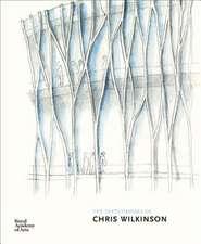The Sketchbooks of Chris Wilkinson