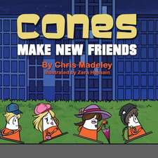 Cones Make New Friends