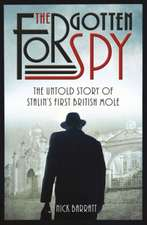 The Forgotten Spy