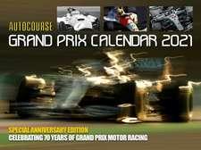 Autocourse 2021 Calendar