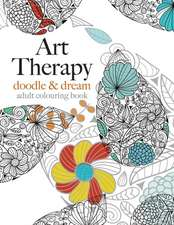 Art Therapy:  Doodle & Dream
