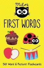 Williamson, F: Milo's First Words Flashcards