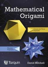 MATHEMATICAL ORIGAMISECOND EDITION