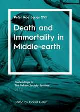 Death and Immortality in Middle-earth