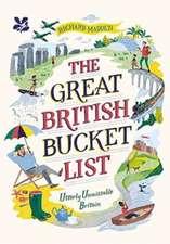 Madden, R: Great British Bucket List