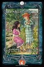 Anne of Green Gables Foxton Reader Level 1 (400 headwords A1/A2)