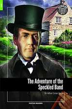 Adventure of the Speckled Band - Foxton Reader Level-1 (400 Headwords A1/A2)