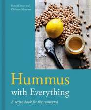 Hummus with Everything