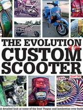 Evolution of the Custom Scooter