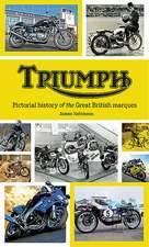 A History of Triumph Motorcycles
