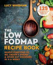 The Low-FODMAP Recipe Book