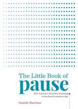 LITTLE BK OF PAUSE