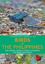 Naturalist's Guide to the Birds of the Philippines (2nd edition)