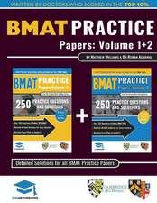 BMAT Practice Papers Volume 1 + 2