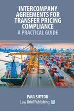 Intercompany Agreements for Transfer Pricing Compliance